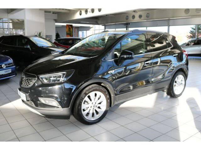 Opel Mokka X 1.4 140PS Turbo Innovation Automatic