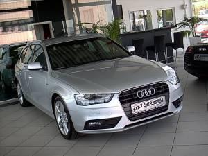 Audi: A4 AVANT 1,8 TFSI S-LINE NAVI,XENON,TEILLEDER