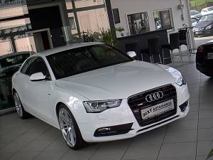 Audi: A5 COUPE 2,0 TFSI QUATTRO S-LINE 20 zoll