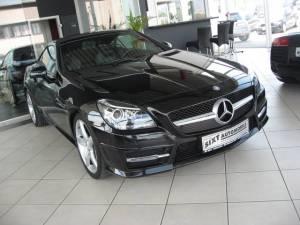Mercedes-Benz: SLK 250 AMG SPORTPAKET PANORAMA,XENON,NAVI