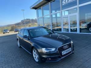 Audi: A4 AVANT 1,8 TFSI S-LINE NAVI, LEDER, XENON