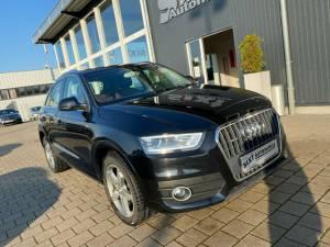 Audi: Q3 2.0 TDI QUATTRO S TRONIC XENON,LEDER,18zoll