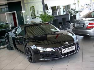 MIT KLICK: alle Bilder Audi: R8 4,2 FSI quattro R-tronic
