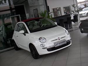 MIT KLICK: alle Bilder Fiat: 500C CABRIO AUTOMATIK