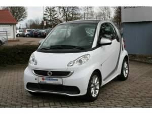 fortwo coupe Micro Hybrid Drive