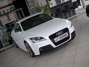 Audi: TT COUPE 2,0TFSI S-LINE COMPETITION