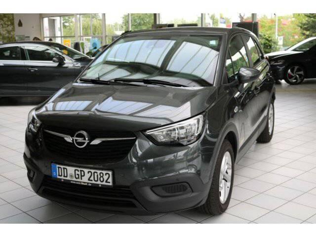 Opel Crossland X 1.2 81 PS 5-GangEdition