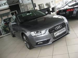 Audi: A4 2,0 TFSI QUATTRO S tronic Ambiente 18zoll