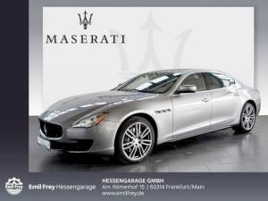 Maserati Quattroporte S Q4 Naturleder 20´´ Totwinkel