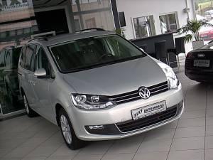 VW: Sharan 1,4 TSI BLUE MOTION DSG COMFORT