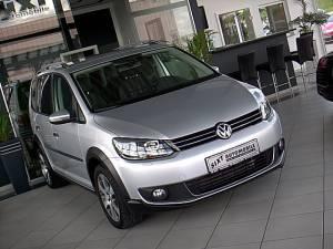 VW: Touran Cross 1,4 TSI DSG, STANDHEIZUNG, NAVI