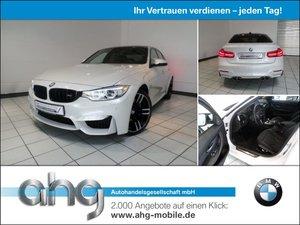 BMW M3 M DKG Navi Prof. M Drivers Package Klimaaut.