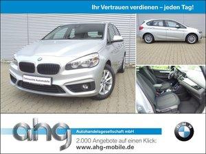BMW 218i Active Tourer Advantage Navi AHK PDC Bluetooth