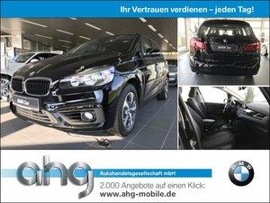 BMW 218i Active Tourer Aut AHK Businesspackage PDC