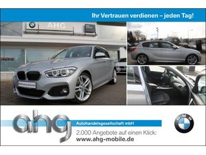 BMW 120d M Sport Navi Business Klimaaut. 18