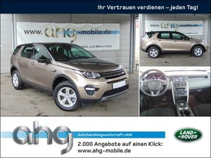 Land Rover Discovery Sport TD4 Aut. SE Xenon Navi AHK