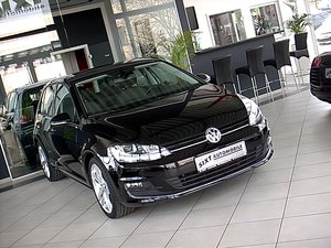 VW: Golf VII 7 1,4 TSI HIGHLINE BMT XENON,18zoll
