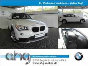 BMW X1 sDrive20i Panoramadach Klimaautomatik