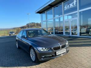 BMW: 328i xDrive Luxury Line Navi,Leder