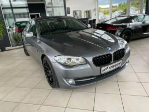 BMW: 535i AUTOM. XENON,NAVI,LEDER,20zoll Breyton