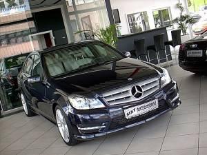 Mercedes-Benz: C 200 AVANTGARDE AMG SPORTPAKET