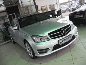 Mercedes-Benz: C 200 COUPE EDITION C AMG STYLE NAVI,XENON