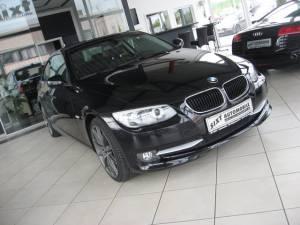 MIT KLICK: alle Bilder BMW: 320d Coupe Navi,T Leder,Xenon,19 zoll NEU