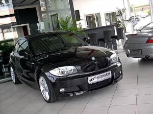 BMW: 123d COUPE M-SPORTPAKET M Paket