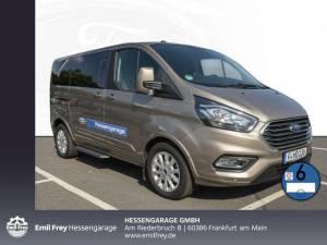 Ford Tourneo Custom L1H1 VA Autm. Titanium 125 kW, 5-türig (Diesel)