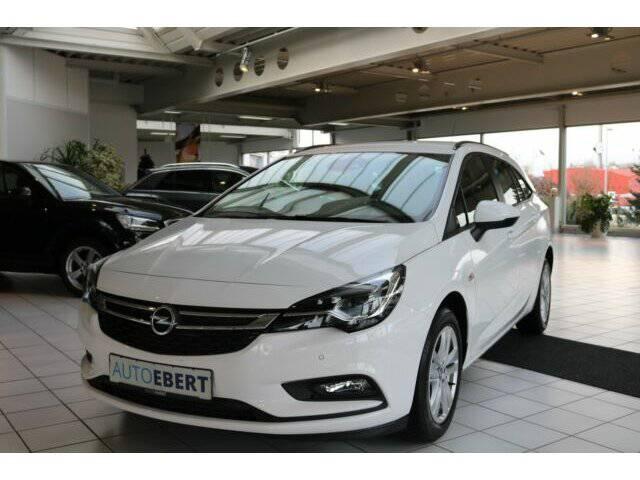 Opel Astra K Sports Tourer 1.4 Turbo 125 PS 6-Gang