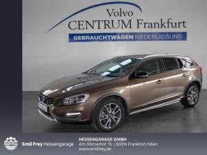 Volvo V60 CC D4 AWD Summum Aut Navi Xenon Sport-Leder
