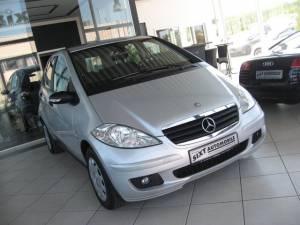 Mercedes-Benz: A 150 AUTOMATIK KLIMA,5-Türig
