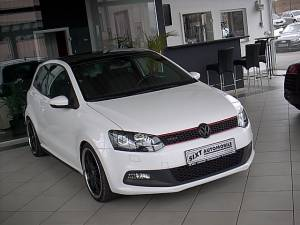 VW: Polo GTI 1,4 TSI PANORAMA,XENON,NAVI