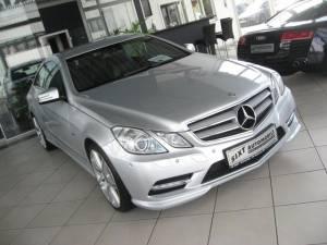Mercedes-Benz: E 250 COUPE AMG SPORTPAKET